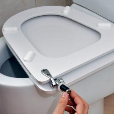 Come riparare la tavoletta del wc? 2 ottimi spunti