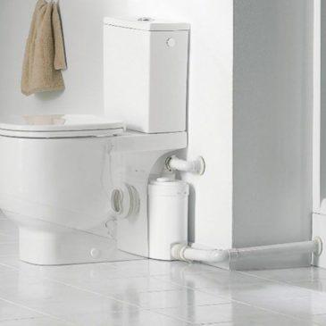 Vorresti un secondo bagno in casa? Scopri come, utilizzando un trituratore