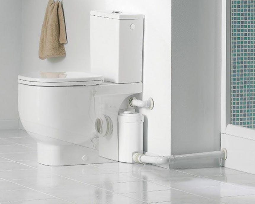 Vorresti un secondo bagno in casa? Scopri come utilizzando un trituratore