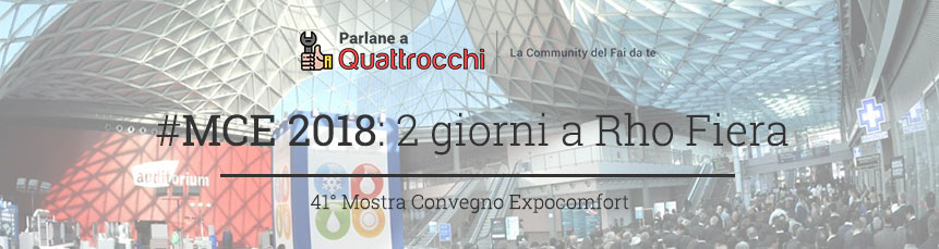 rho fiera mce 2018